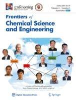 Frontiers of Chemical Science and Engineering(英文版)订阅封面