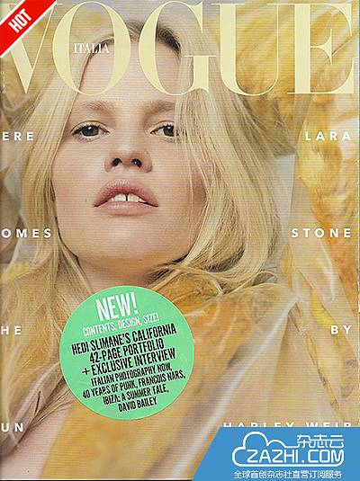 Vogue(Ita Ed.)/时尚(意大利版)