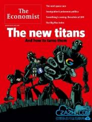 The Economist(UK)杂志封面03